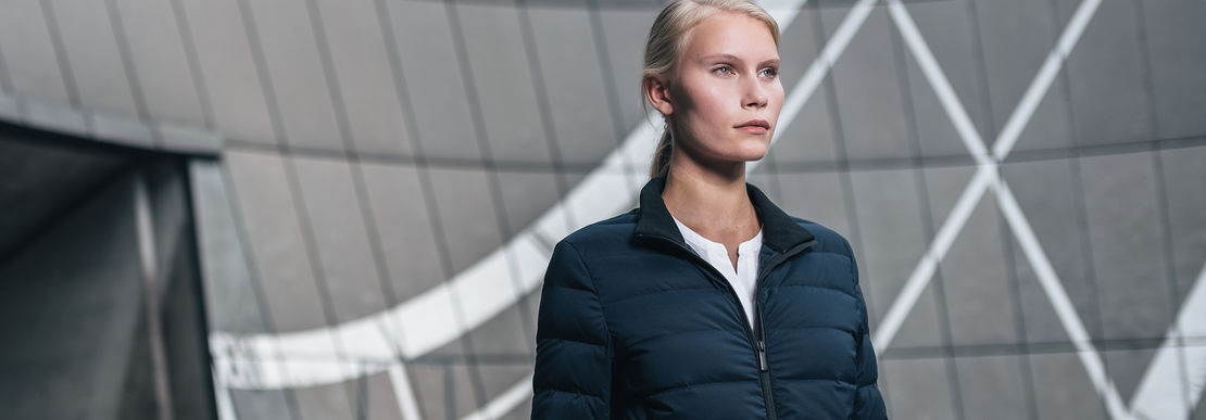 Women's Jackets and Coats | Ultra Warm + Light + Elegant UBR